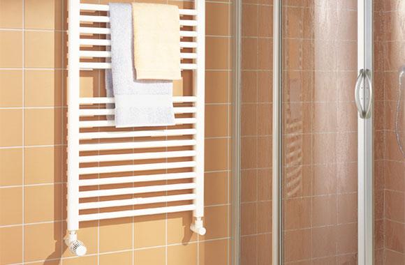 Radiateurs de salle de bain - Un chauffage moderne dans la ...